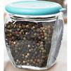 Контейнер для сыпучих продуктов Glasslock IP-537L 350 мл (стекло) (голубой) - Посуда для готовкиПосуда для готовки<br>Glasslock IP-537L - контейнер для хранения сыпучих продуктов, объем 350 мл, материал контейнера: стекло, крышка: пластик.<br>