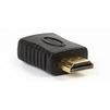 Адаптер HDMI M - HDMI F (Smartbuy A113) (черный) - HDMI кабель, переходникHDMI кабели и переходники<br>Адаптер для подключения техники с разъемами HDMI. Позволяет оптимизировать пространство за корпусом, занимаемое HDMI кабелями.<br>