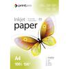 Фотобумага матовая А4 (100 листов) (PrintPro PME135100A4) - БумагаОбычная, фотобумага, термобумага для принтеров<br>Предназначена для печати цифровых фотографий с максимальным разрешением.<br>