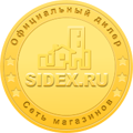 SIDEX.RU - ����������� ����� Western Digital � ������ � 2004 ���� ������������� �� ����������� ����� WD (������� Russia)