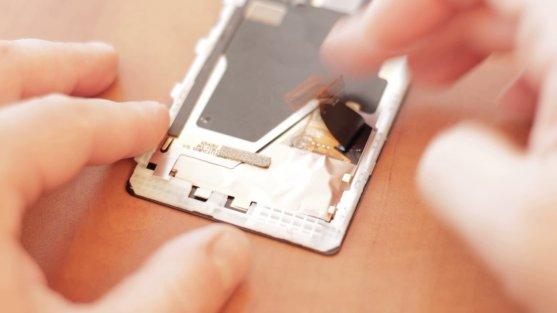 Lumia 1520 замена стекла своими руками 90
