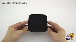 Видеообзор Apple TV 3 HD 1080p (MD199LL/A) :