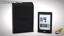 Видеообзор Amazon Kindle Paperwhite 2014 Special Offer (черный) :