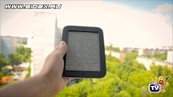 Видеообзор Barnes & Noble Nook Simple Touch with GlowLight (с подсветкой) :