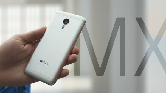 Видеообзор Meizu MX5 16Gb (серый) :