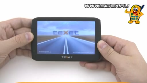 Видеообзор TeXet TN-610 Voice HD 4GB
