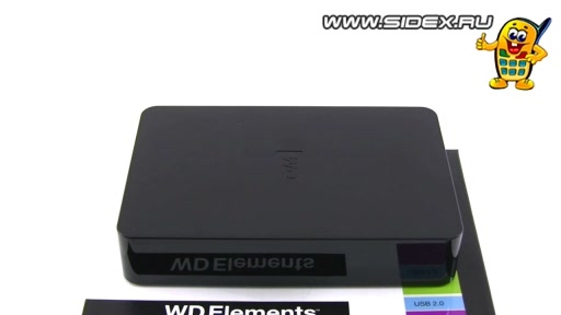 Видеообзор Western Digital WDBAAU0020HBK-EESN 2Tb WD Elements Desktop 3.5 HDD (Черный)