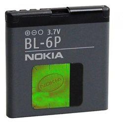 Аккумулятор для Nokia 6500 Classic, 7900 Prism (Nokia BL-6P) - Аккумулятор