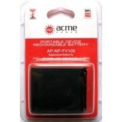 Аккумулятор для Sony AcmePower AP NP-FV100 2400mAh - Аккумулятор для видеокамеры