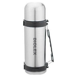 Термос Diolex DXT-1500-1 - Термос, термокружкаТермосы и термокружки<br>Термос Diolex DXT-1500-1 - универсальный, объем - 1500 мл, ремешок в комплекте.