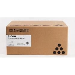 Тонер картридж для Ricoh Aficio SP 5200S, 5210SF, 5210SR, 5200DN, 5210DN (SP 5200HE 821229) (черный) - Картридж для принтера, МФУ