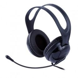 Blast BAH-470 (черный) - Компьютерная гарнитураКомпьютерные гарнитуры<br>Blast BAH-470 - гарнитура, игровая, длина кабеля 2.2 м, 40 мм, 10 - 28000 Гц, 32 Ом, -50 дБ +/- 3дБ, 105 дБ +/- 3дБ, 2х3.5 мм, регулятор громкости.