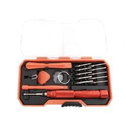 Cablexpert TK-SD-04 - Набор инструментовНаборы инструментов<br>Отвертка с набором бит, всего 17 предметов.
