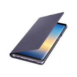 Чехол-книжка для Samsung Galaxy Note 8 (LED View Cover EF-NN950PVEGRU) (фиолетовый)