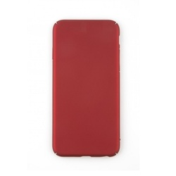 Чехол-накладка для Samsung Galaxy S8 (iBox Fresh YT000011341) (красный) - Чехол для телефонаЧехлы для мобильных телефонов<br>Чехол плотно облегает корпус и гарантирует надежную защиту от царапин и потертостей.