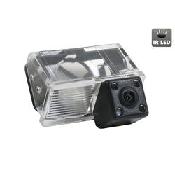 CMOS ИК штатная камера заднего вида для Toyota Avensis, Corolla E12 (2001-2006) (Avis AVS315CPR (#087)) - Камера заднего видаКамеры заднего вида<br>Камера заднего вида проста в установке и незаметна, что позволяет избежать ее кражи или повреждения. Разрешение в 550 тв-линий, угол обзора 170° и ИК-подсветка позволяют водителю получить полную картину всего происходящего сзади/