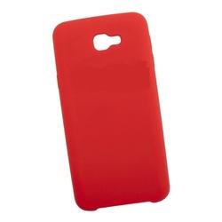 Чехол для Samsung Galaxy J5 Prime (0L-00033923) (красный) - Чехол для телефонаЧехлы для мобильных телефонов<br>Чехол плотно облегает корпус телефона и гарантирует его надежную защиту от царапин и потертостей.