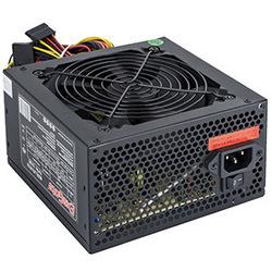 Exegate 500PPE 500W - Блок питанияБлоки питания<br>Блок питания 500Вт, активный PFC, 1х120мм вентилятор, форм-фактор ATX.