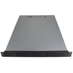 Exegate Pro 1U650-04 - Рэковое сетевое хранилищеРэковые сетевые хранилища<br>Серверный корпус без БП, высота: 1U, материнская плата: mini-ITX, mATX, ATX, SSI CEB, отсеки для накопителей: 4х3.5quot;, пылевой фильтр на передней панели, порты ввода/вывода: 2xUSB 2.0, слоты расширения: 1, система охлаждения: вентиляторы 4x4 см в перегородке.