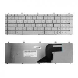 Клавиатура для ноутбука Asus N75, N75SF, N75SL, N75S (KB-101600) (серебристый) - Клавиатура для ноутбукаКлавиатуры для ноутбуков<br>Клавиатура легко устанавливается и идеально подойдет для Вашего ноутбука.