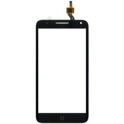 Тачскрин для Alcatel Pop3 OT-5025D (М21705) (черный)  - Тачскрин для мобильного телефона