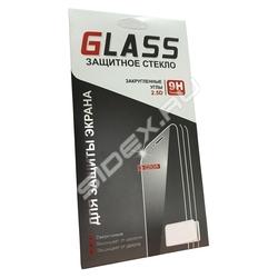 Защитное стекло для Samsung Galaxy J7 2017 (Silk Screen 2.5D Positive 4477) (черный) - Защита