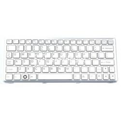 Клавиатура для ноутбука Sony Vaio VPC-W217 (KB-376U) (серебристый) - Клавиатура для ноутбукаКлавиатуры для ноутбуков<br>Клавиатура легко устанавливается и идеально подойдет для Вашего ноутбука.