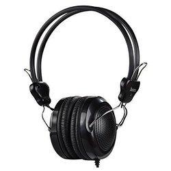 Hoco W5 (черный) - НаушникиНаушники и Bluetooth-гарнитуры<br>Hoco W5 - наушники с микрофоном, накладные, поддержка iPhone, 32 Ом, 105 дБ, разъем mini jack 3.5 mm