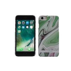 Чехол-накладка для Apple iPhone 7, 8 (So Seven Carrare SVNCSCARRA2IP7) (зеленый) - Чехол для телефонаЧехлы для мобильных телефонов<br>Чехол плотно облегает корпус и гарантирует надежную защиту от царапин и потертостей.