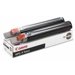 Тонер картридж для Canon C-160, 200, NP-6016, 6018, 6218, 6521, 6621 (Canon NPG-9 BK 1379A003) (черный) (2шт) - Картридж для принтера, МФУ
