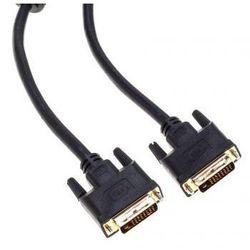 Кабель DVI-D(m) - DVI-D(m), 3м (Buro BHP RET DVI30) - HDMI кабель, переходникHDMI кабели и переходники<br>Кабель, функциональный тип - видео, разъем №1 - DVI-D(m), разъем №2 - DVI-D(m), длина кабеля - 3 м, ферритовый фильтр, позолоченные контакты.