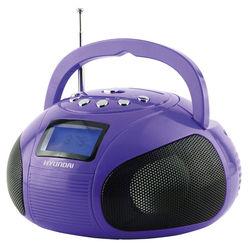 Hyundai H-PAS100 (фиолетовый) - Магнитола