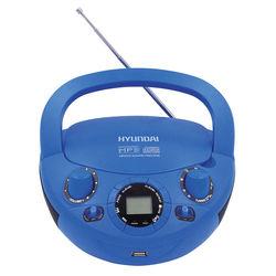 Hyundai H-PCD220 (голубой) - Магнитола
