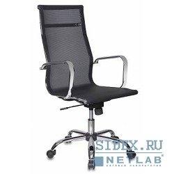 Бюрократ CH-993/M01 (черный) - Стул офисный, компьютерныйКомпьютерные кресла<br>Компьютерное кресло до 120 кг. Особенности: механизм качания, регулировка высоты сидения, спинка из сетки, регулировка жесткости качания, регулировка высоты сиденья: «газлифт».