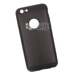 Чехол для Apple iPhone 6, 6s (0L-00034043) (черный) - Чехол для телефонаЧехлы для мобильных телефонов<br>Чехол плотно облегает корпус телефона и гарантирует его надежную защиту от царапин и потертостей.