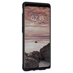 Чехол-накладка для Samsung Galaxy Note 8 (Spigen Slim Armor 587CS21838) (серебристый) - Чехол для телефонаЧехлы для мобильных телефонов<br>Защитит смартфон от грязи, пыли, брызг и других внешних воздействий.