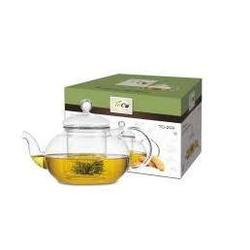 Чайник заварочный Teco TC-209 - Посуда для готовкиПосуда для готовки<br>Чайник для заваривания - объем - 1000 мл, материал - стекло.