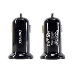 Универсальное автомобильное зарядное устройство, адаптер 2хUSB 2.1А (REMAX Mini Car Charger RCC201 mini) (черный)  - Автомобильный адаптерАвтомобильные адаптеры 12v - USB<br>Автомобильное зарядное устройство идеально подходит для зарядки гаджетов. Работает от прикуривателя автомобиля. Защита от короткого замыкания и перегрузок.