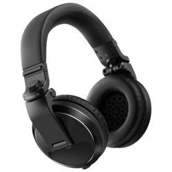 Pioneer HDJ-X5 (черный) - НаушникиНаушники и Bluetooth-гарнитуры<br>Наушники, полноразмерные, 32 Ом, 102 дБ, разъем mini jack 3.5 mm, вес 269 г.