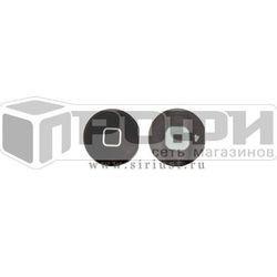 Кнопка Home для Apple iPad 2, 3, 4 верхняя часть (М0034967) (черный) - Кнопка (механизм) для планшета