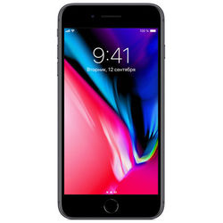 Apple iPhone 8 Plus 256GB (серый космос) ::: - Мобильный телефон