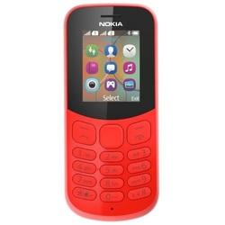 Nokia 130 Dual sim (2017) (красный) ::: - Мобильный телефон