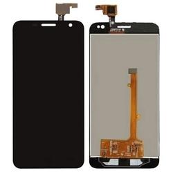 Дисплей для Alcatel IDOL MINI 6012X с тачскрином Qualitative Org (lcd) (черный) - Дисплей, экран для мобильного телефона