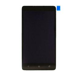 Дисплей для HTC Desire 400 с тачскрином Qualitative Org (sirius) (черный) - Дисплей, экран для мобильного телефона