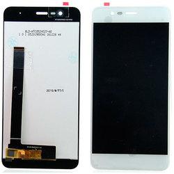 Дисплей для Asus ZenFone 3 Max ZC520TL с тачскрином Qualitative Org (lcd) (белый)   - Дисплей, экран для мобильного телефона
