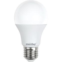 Светодиодная лампа Smartbuy SBL-A95-25-30K-E27 - ЛампочкаЛампочки<br>Светодиодная лампа, хорошая цветопередача, отсутствие мерцания обеспечивает меньшую утомляемость глаз, высокоэффективный драйвер обеспечивает стабильную работу, устойчива к механическому воздействию, большой срок службы — 30 000 часов работы, широкий рабочий температурный режим от -25° до +45°С, не содержит ртуть, экологически безопасна.