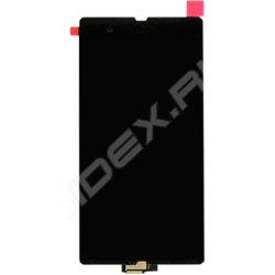 Дисплей для Sony Xperia Z с тачскрином Qualitative Org (LP) (черный) - Дисплей, экран для мобильного телефонаДисплеи и экраны для мобильных телефонов<br>Полный заводской комплект замены дисплея для Sony Xperia Z. Стекло, тачскрин, экран для Sony Xperia Z в сборе. Если вы разбили стекло - вам нужен именно этот комплект, который поставляется со всеми шлейфами, разъемами, чипами в сборе.