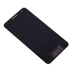 Дисплей для Samsung Galaxy A3 A300F с тачскрином Qualitative Org (LP) (черный) - Дисплей, экран для мобильного телефонаДисплеи и экраны для мобильных телефонов<br>Полный заводской комплект замены дисплея для Samsung Galaxy A3 A300F. Стекло, тачскрин, экран для Samsung Galaxy A3 в сборе. Если вы разбили стекло - вам нужен именно этот комплект, который поставляется со всеми шлейфами, разъемами, чипами в сборе.