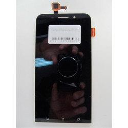 Дисплей для Asus ZenFone 2 ZE550CL с тачскрином Qualitative Org (lcd) (черный)  - Дисплей, экран для мобильного телефона