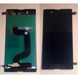 Дисплей для Sony Xperia E3 с тачскрином Qualitative Org (LP) (черный) - Дисплей, экран для мобильного телефона